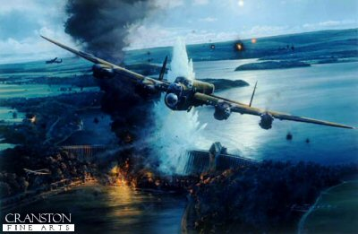 Operation Chastise by Robert Taylor.