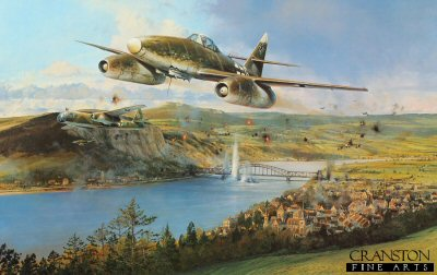 The Bridge at Remagen by Robert Taylor.