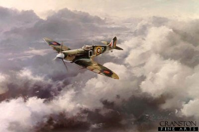 Spitfire by Robert Taylor.