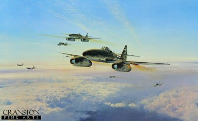 Stormbirds over the Reich by Robert Taylor.