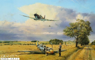 Summer Victory by Robert Taylor.