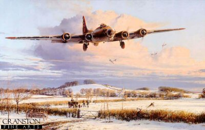 Winters Welcome by Robert Taylor.