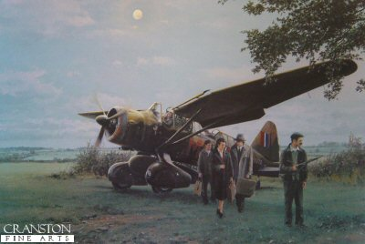 They Landed by Moonlight by Robert Taylor.
