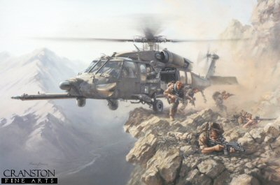 Black Hawk Special Delivery by Stuart Brown.