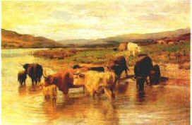 Loch Earn by Adam