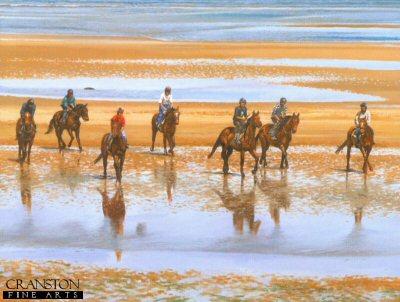Laytown Beach by Chris Howells.