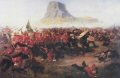 On the 11th January 1879, a British Force under the command of Lord Chelmsford crossed the Buffalo River into Zululand.  A small garrison was left at Rorkes Drift.  The force consisted of 1600 British troops, mainly from the 1st and 2nd Battalions 24......
