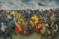 Battle of Crecy  26th August 1346. On 12th July Edward III landed in Normandy with his army and marching north plundered the countryside. King Philip VI assembled an army to stop Edward and tracked them across the Somme River. When Edward reached Cr�......