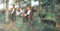 9th Hussars of Napoleons Army of 1806.
