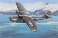 On February 15, 1944, flying his Navy PBY Catalina on air-sea rescue duty, Lt. Nathan Gordon received an urgent call. Several 345th BG B25s were down following a major attack on Kavieng, and crews were in the water just offshore. Under intense gunfire, Gordon made no fewer than four perilous water landings to pick up survivors, returning to make an emergency landing at Cape Gloucester with 25 people aboard, an just 10 gallons of fuel in his tanks. Gordon was awarded the Medal of Honor.