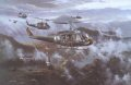 No aircraft came to symbolize the war in Vietnam more than the Bell UH-1 Iroquois, better known to the men who flew, and fought from this aircraft - and to those who were to owe it their survival, by just one never to be forgotten name - the Huey. ......