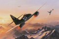 Arguably the most significant fighter leader of World War II, Adolf Galland took command of all German day and night fighters, but was in constant dispute with Luftwaffe supreme, Goering, who ultimately sacked him. Reinstated by Hitler, Galland retu......