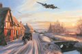 The USAAF bomber bases of WWII were situated in the heart of rural England.  Surrounded by countryside and pretty villages, it took the crews little time to become regulars at the nearest village inn, where traditionally there was Open House to Ameri......