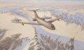 BAe VC10 K Mk4 ZD242, Operation Warden. ......
