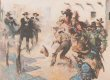 A true and ungarnished reconstruction of the famous fight in the O.K. Corral, between the three Earp brothers and the Clanton gang.  It is based on a rough sketch approved by Wyatt Earp himself (centre left) shortly before the frontier Marshal's......