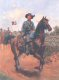 DHM817P.  1st Virginia Cavalry 1861 by Jim Lancia.