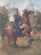 DHM818P. 2nd US Cavalry 1862 by Jim Lancia.�