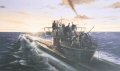 This limited edition print depicts the Type VIIC U-Boat U269 during an engagement in the English Channel with a B24 Liberator from 224 Squadron based at St Eval in Cornwall. ......