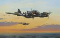 Beaufighter and Torbeau of Coastal Command.......
