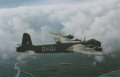 Stirling Q-OJ of No.149 Sqn is shown minelaying in the Batlic.  It was on precisely this type of mission - minelaying in the Baltic that aircraft W7639 (shown) was lost on 8th December 1942.  Developing technical problems, the aircraft turned for ho......