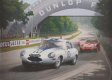 For the 1962 Le Mans 24 hour race, Jaguar prepared an E-Type for Briggs Cunningham.  At the track, it transpired that Roy Salvadori was too tall for the Birdcage Maseratis he had planned to drive, he therefore partnered Briggs Cunningham in the E-Ty......