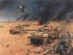 On 28th February 1991, the British 1st Armoured Division made their final advance in the Gulf War. Their destination was to be astride the Kuwait City-Basra highway, known as Objective COBALT. Their task was to cut off the remnants of the Iraqi Army ......