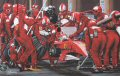 Ferrari Pit Stop 2001.