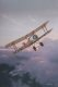 This painting was commissioned by Chris Davey, the aviation fiction author, for the cover of his latest novel Turners Defence. The image depicts Will Turner chancing upon a German Zeppelin early one morning over the coast of England. The book is the third in a series of fictional novels chronicling the life and times of a young pilot in the early years of aviation.