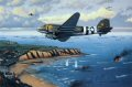 D-Day Invaders by Stan Stokes. (B)