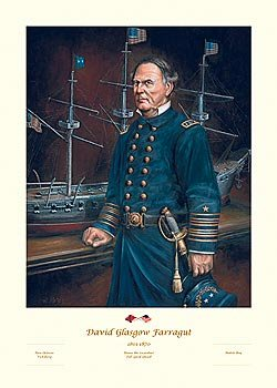 David Glasgow Farragut by William Meijer.
