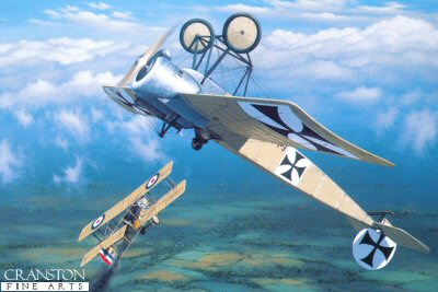 The Fokker Scourge by Stan Stokes.