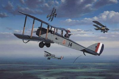 Mitchell's Air Armada by Stan Stokes.