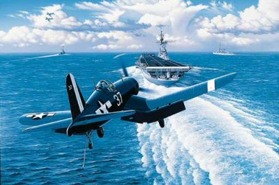 Corsair of the Intrepid by Stan Stokes.