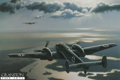 Top Night Fighter by Stan Stokes.