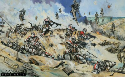 Last Stand of the Clones by Jason Askew. (P)