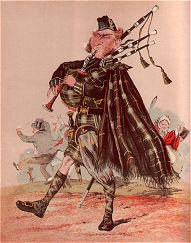 Piper by Major T. S. Seccombe (P)