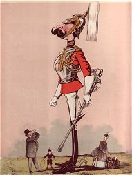 2nd Life Guards by Major T. S. Seccombe (P)