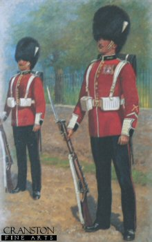 Welsh Guards by Harry Payne.