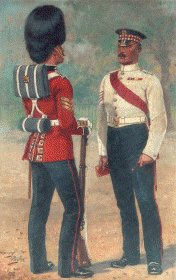 Scots Guards by Harry Payne.