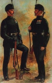 Irish Rifles by Harry Payne.