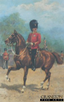 Royal Munster Fusiliers by Harry Payne.