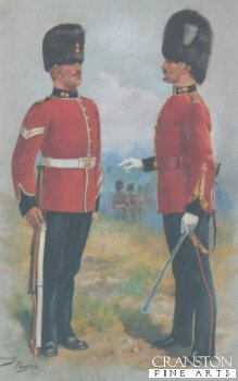 Royal Inniskilling Fusiliers by Harry Payne.