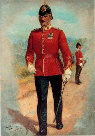 Duke of Cornwall Light Infantry by Harry Payne.