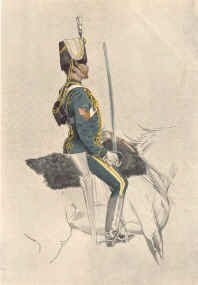 19th Hussars by John Charlton (1899) (P)