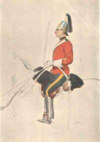1st (Royal) Dragoons by John Charlton (1899) (P)