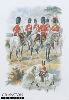 Scots Greys by Harry Payne (P)