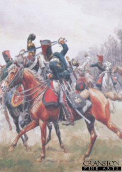 Gardes DHonneur - Combat a Cheval -Tenue de Parade by L Rousselot