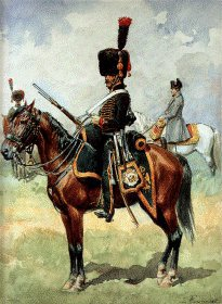 Grande Imperiale - Chasseur a Cheval - Grande Tenue by L Rousselot