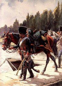 Grande Imperiale - Chasseur a Cheval - Campagne de 1809 by L Rousselot