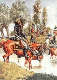 Garde Imperiale Dragons de LImperatrice - Tenue de Campagne 1812 by L Rousselot